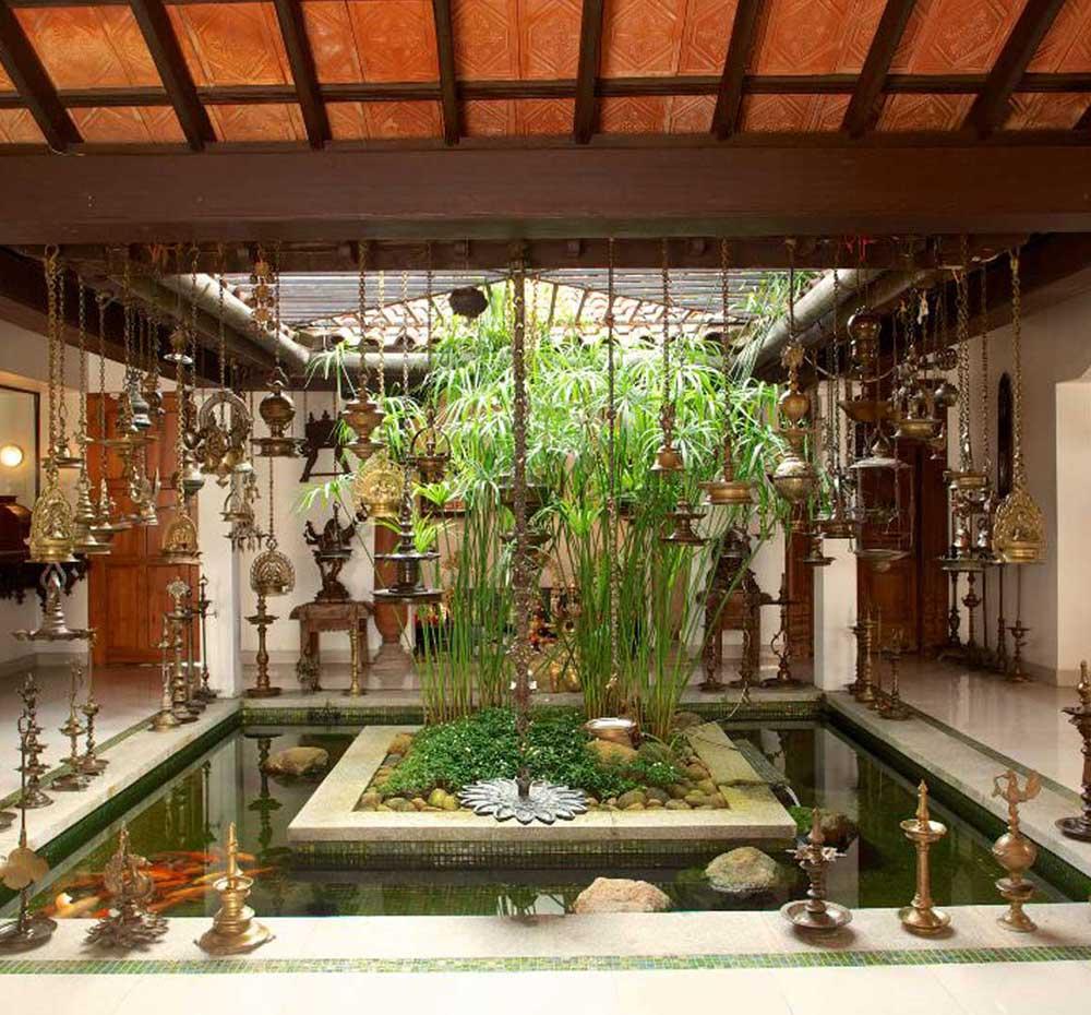 Ar N Mahesh Residence Thiruvananthapuram, Kerala