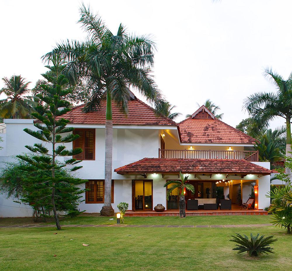 Mr V Sivaprasad Residence Thiruvananthapuram