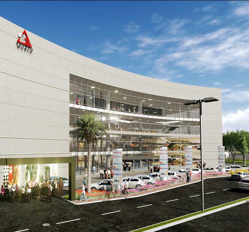 Artech mall Thiruvananthapuram, Kerala