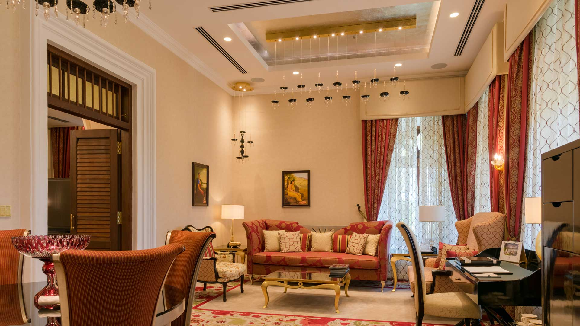 Kovalam palace suites