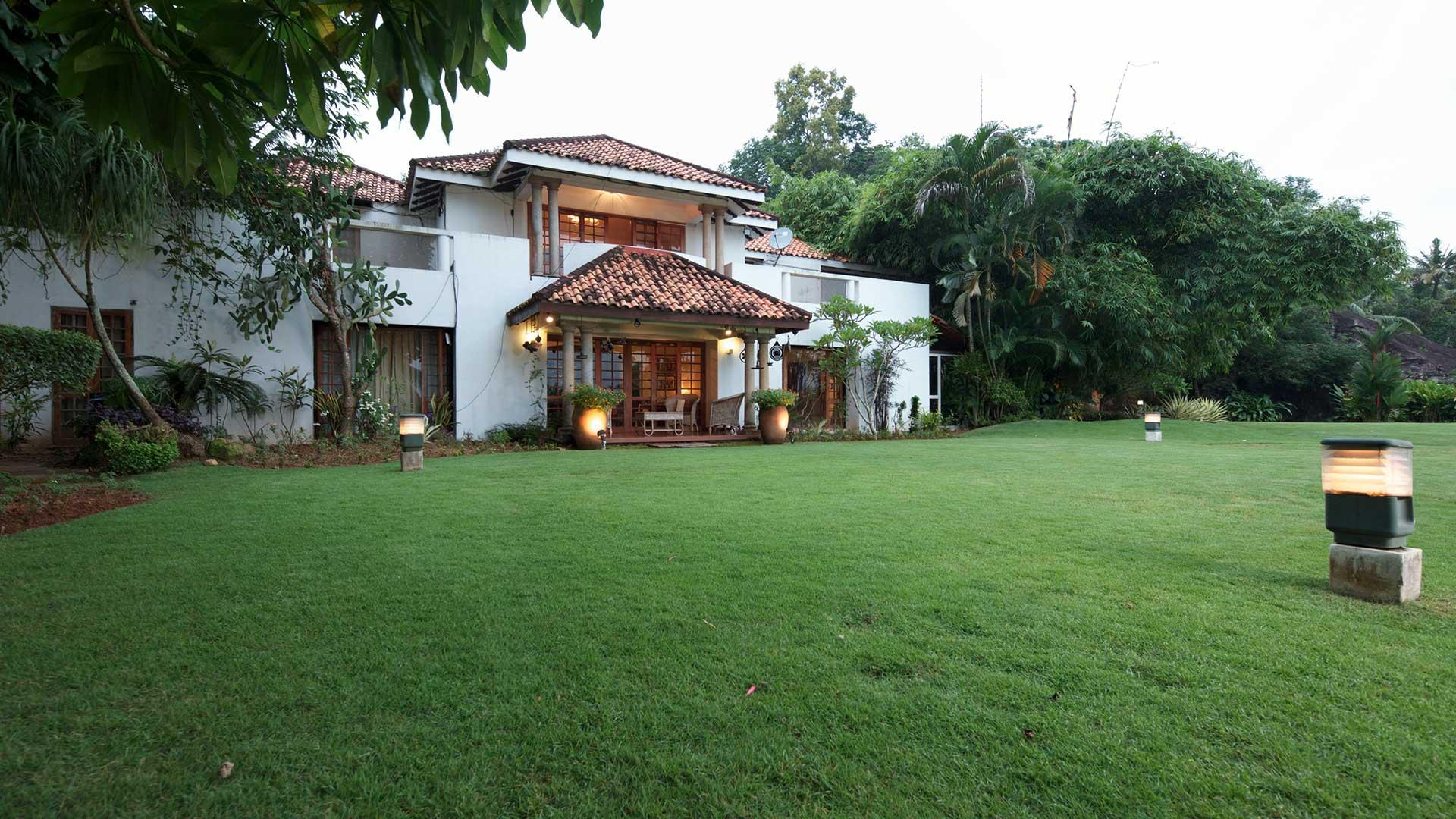 Ar N mahesh Residence Thiruvananthapuram