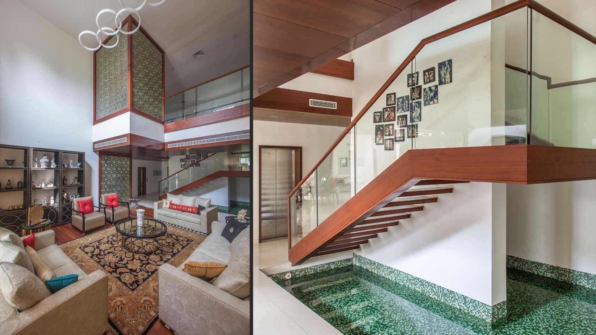 Suhas Rao residence