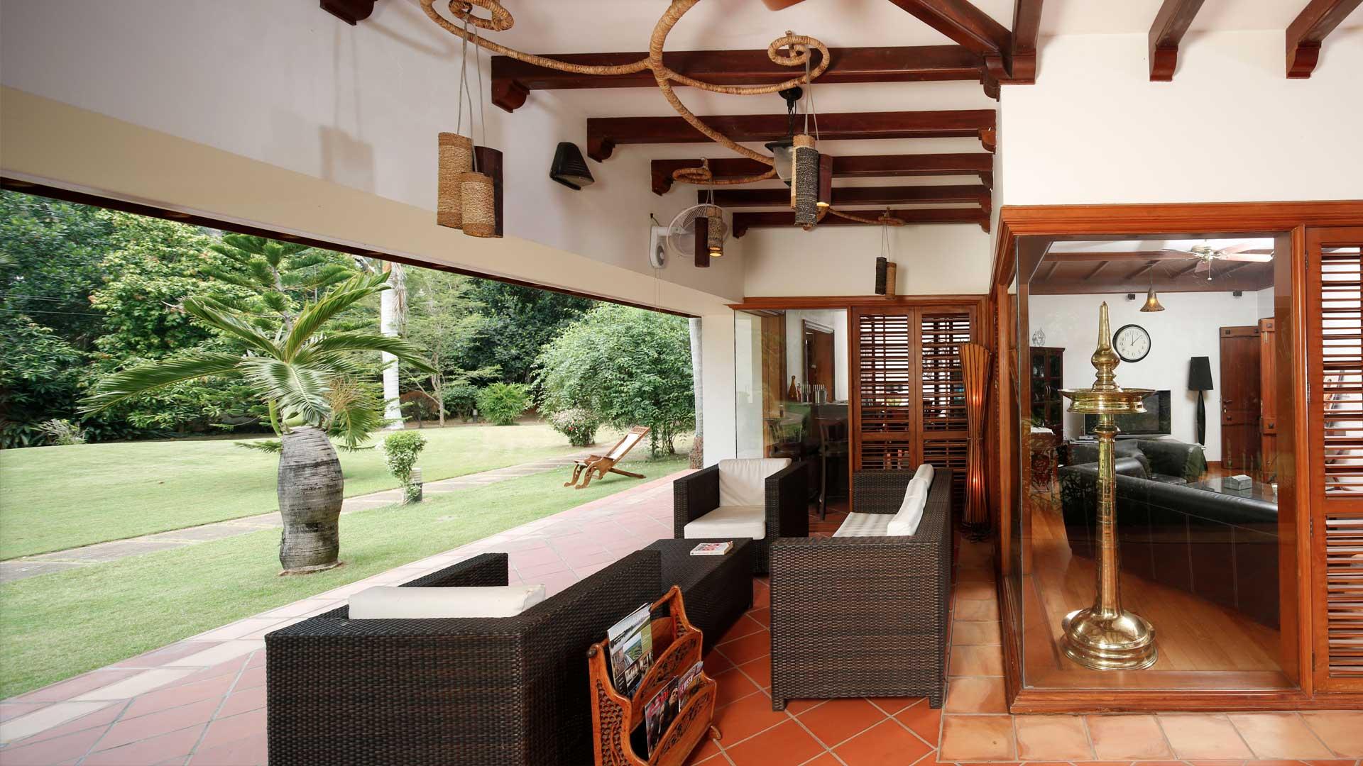 V Sivaprasad residence