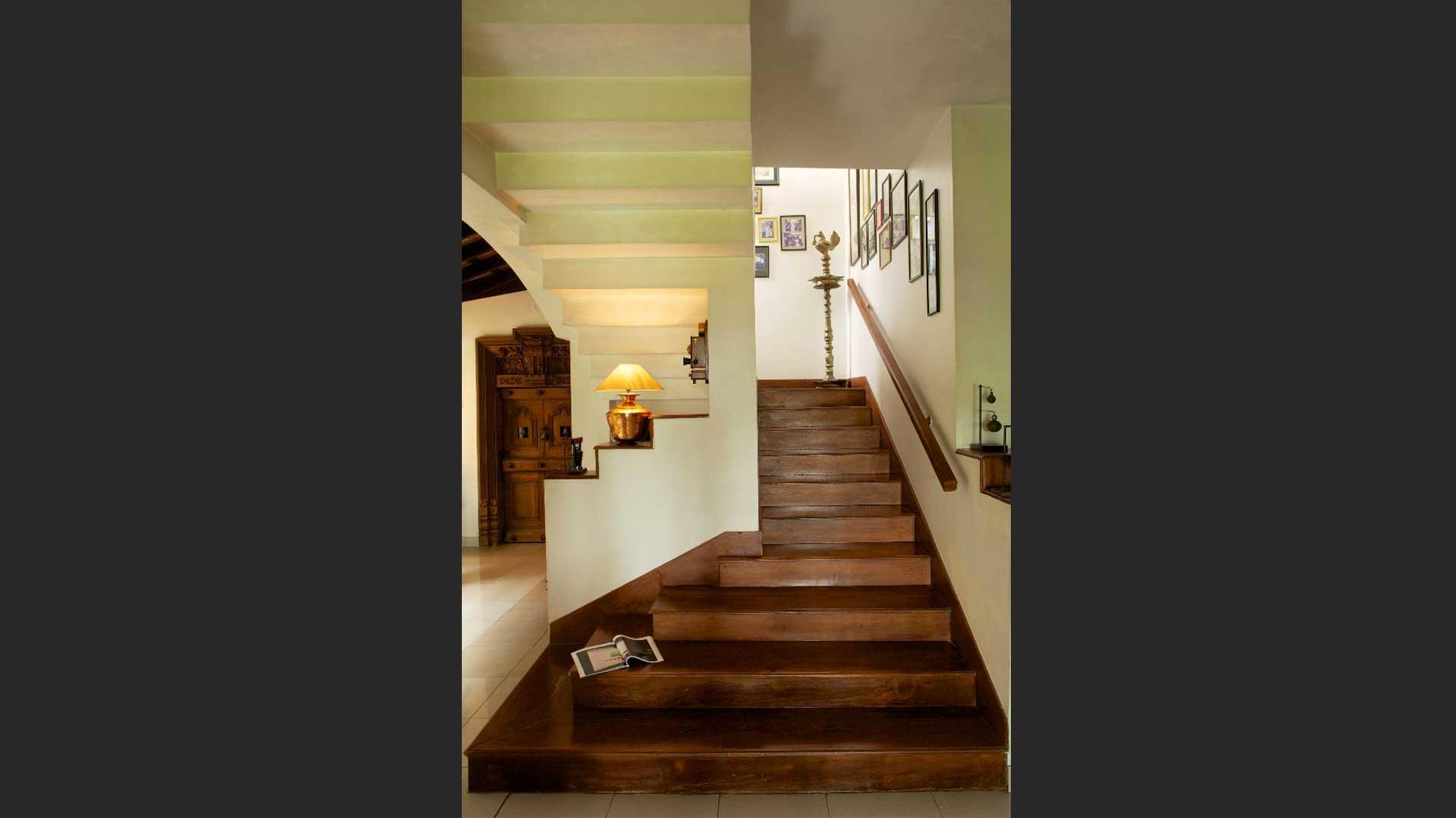 N Mahesh residence