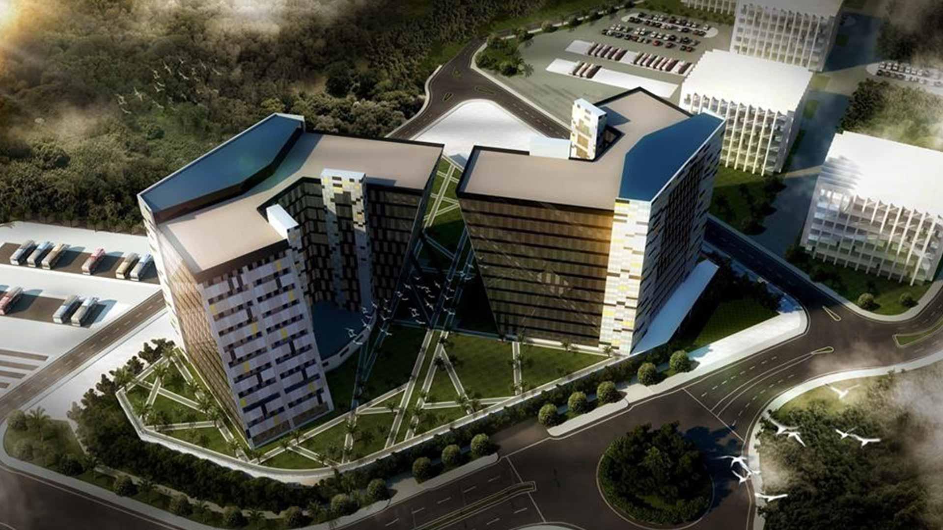 Technopark Phase ||| Thiruvananthapuram